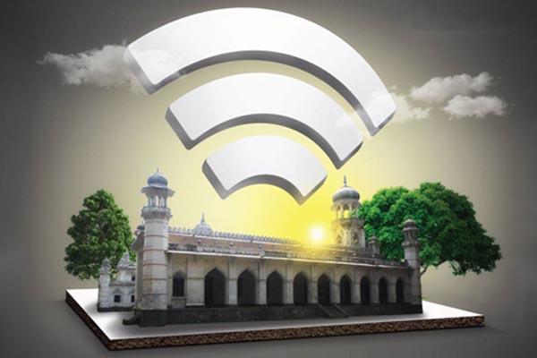 aamra sets up free Wi-Fi at Rangpur