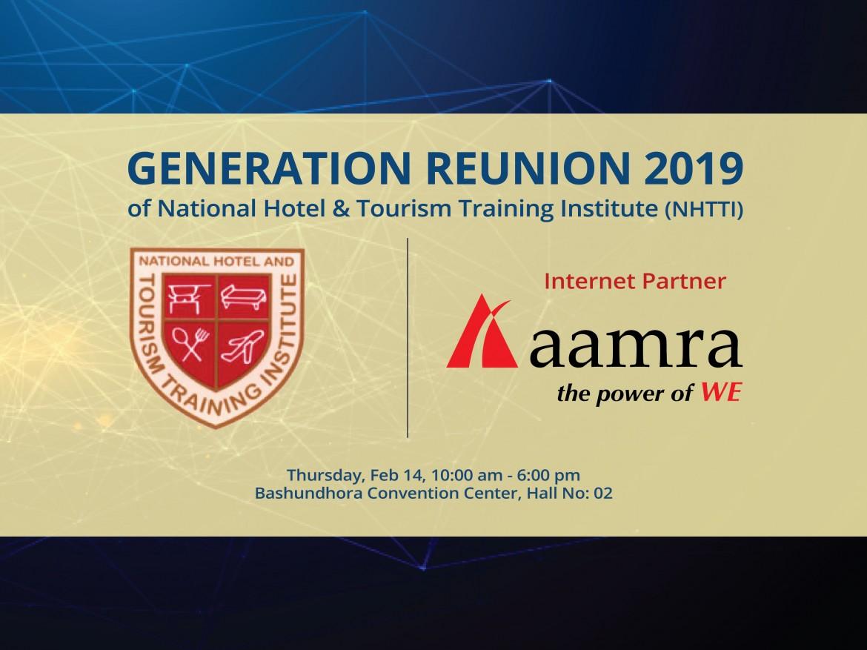 Generation Reunion 2019 of (NHTTI)